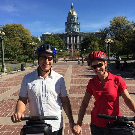 Denver Colorado Segway Tour