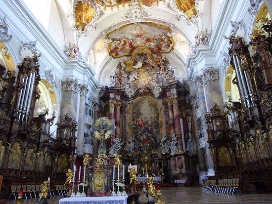 Ottobeuren, Γερμανία: Altar
