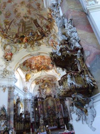 Ottobeuren, Γερμανία: Pulpit