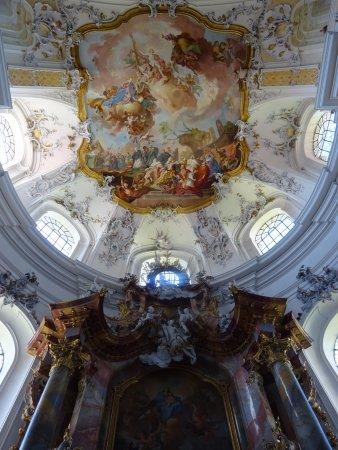 Ottobeuren, Γερμανία: Amazing detail