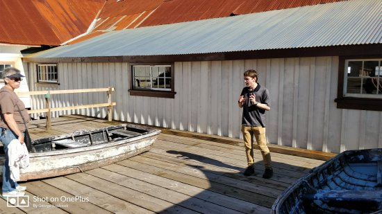 North Pacific Cannery Museum Photo
