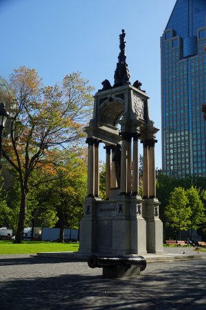 Montreal, Canadá: Monument