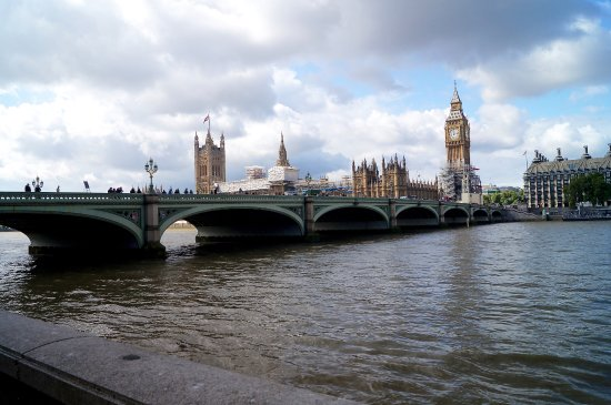 Photo of Westminster Bridge in London, , GB