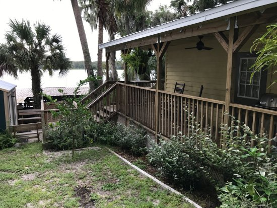 Welaka, FL: River Retreat Cottage