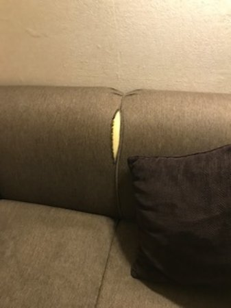 Inn at Seaside : couch