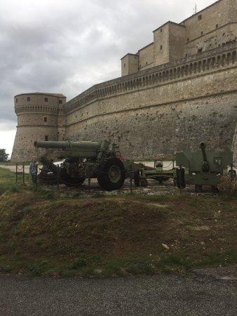 Mondaino, Italy: Rocca Malatestiana