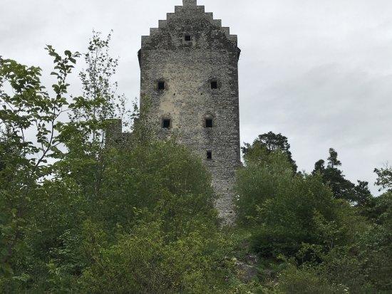Zams, Østerrike: die Kronburg