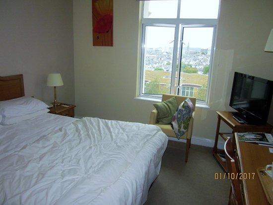 Hotel de France : Standard double room