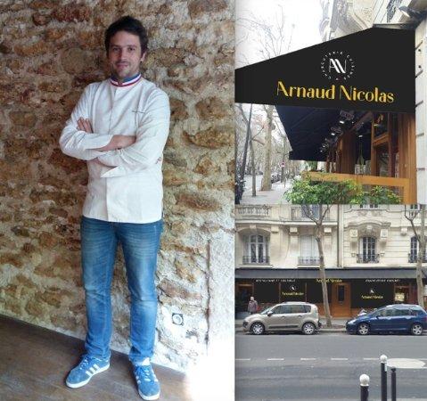 picture of arnaud nicolas paris tripadvisor. Black Bedroom Furniture Sets. Home Design Ideas
