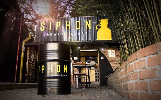 Siphon Growlers
