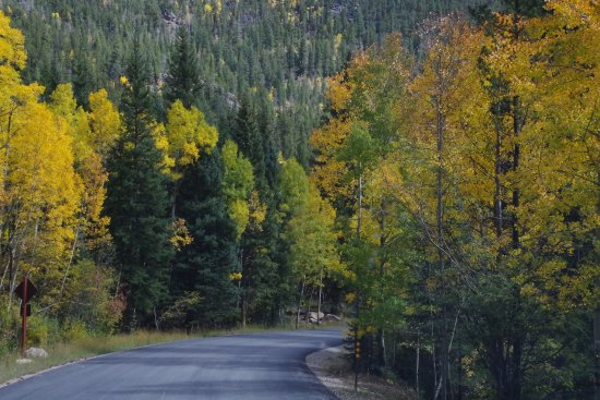 Georgetown, CO: County road