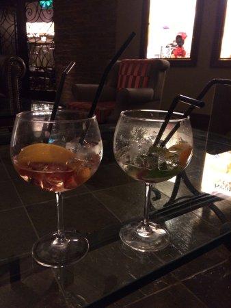 Fota Island, Irland: Amber Lounge