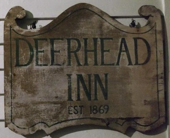 Deer Head Inn: DeerHead Inn Est. 1869