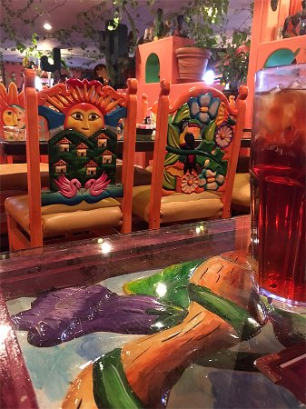 Fiesta Mexicana: Colorful decor