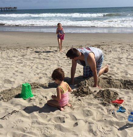 Port Hueneme, CA: Hueneme Beach