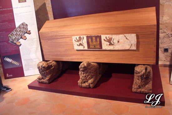 Caleruega, España: Sala de la Infanta Leonor