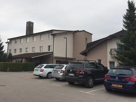 Ahotel Hotel Ljubljana: photo2.jpg