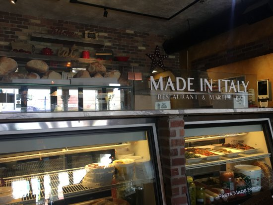 Made In Italy: Beautiful inside, meats