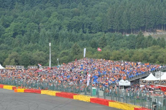 Circuit de Spa-Francorchamps : Pouhon