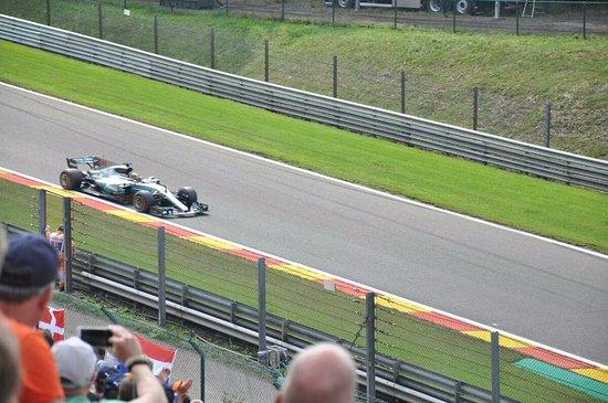 Circuit de Spa-Francorchamps : Hamilton