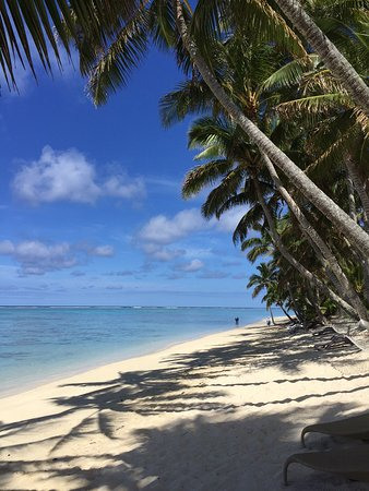Little Polynesian Resort: Little Polynesian Beach