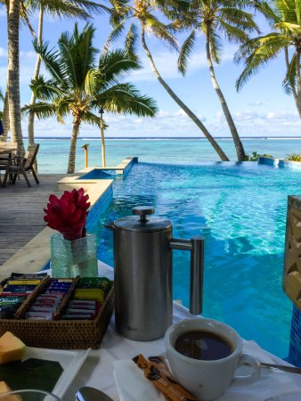 Little Polynesian Resort: Breakfast at Little Polynesian