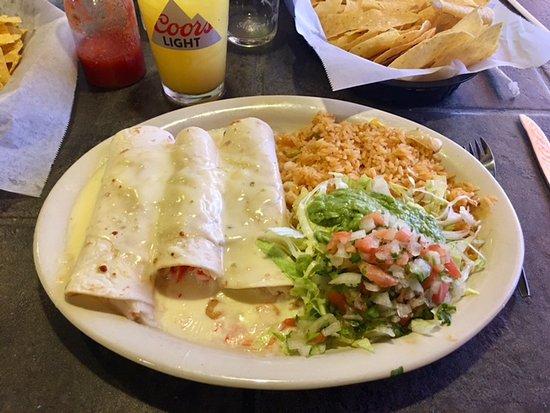 Decatur, IN: Chicotes Rebecca's Enchiladas
