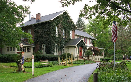 Clarence, نيويورك: Asa Ransom House