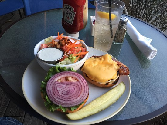 Chatter : The Driscoll Burger