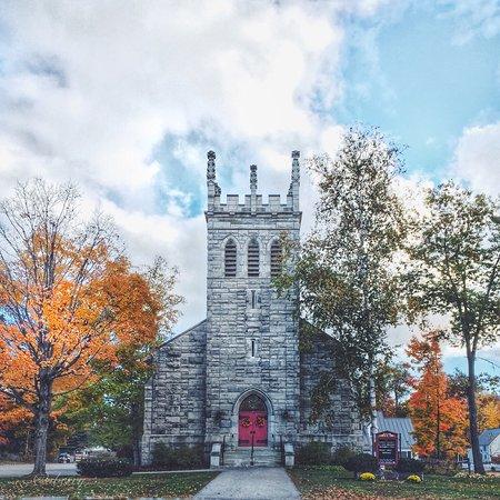 Ντόρσετ, Βερμόντ: Gorgeous Church