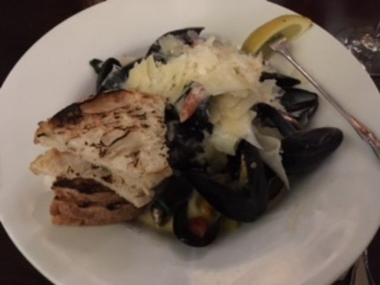 Tipp City, OH: mussels