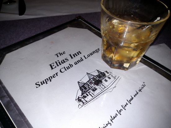 Elias Inn - Watertown WI - Old Fashioned Wisconsin Supper Club