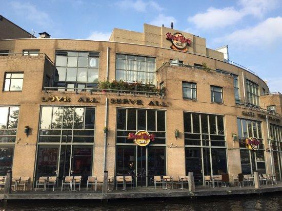 Hard Rock Cafe Reservations Amsterdam