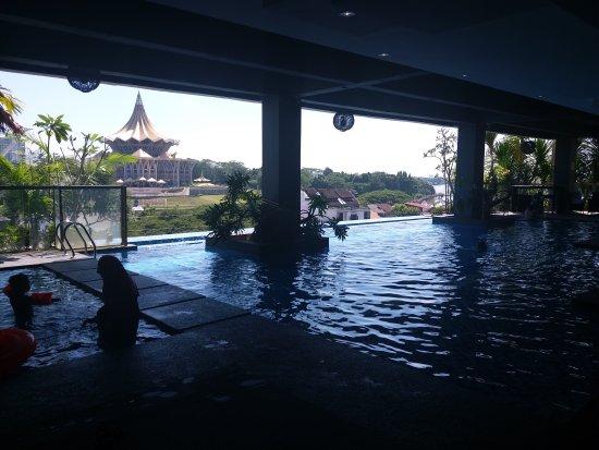 Waterfront Hotel Kuching Room