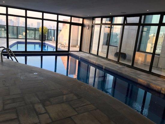 Blue Tree Premium Morumbi: Indoor pool