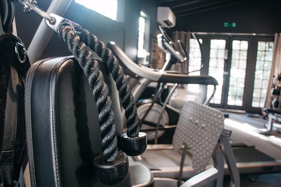 Narbethong, Australia: Our fitness centre is available for guests to use during their stay