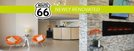 Holiday Inn St. Louis SW Route 66: Modern, friendly and conveniently located