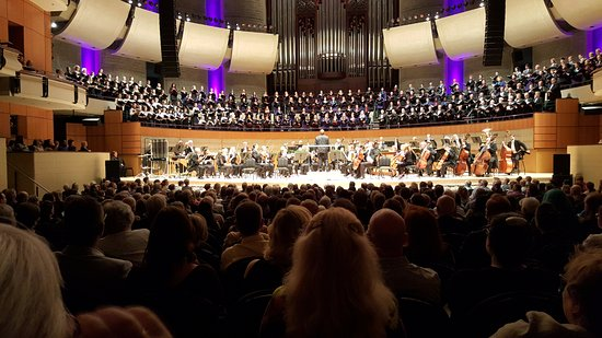 Winspear Centre: William Eddins and the Edmonton Symphony and Orchestra. June 17 2017