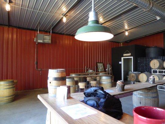 Spotsylvania, VA: Tasting Room