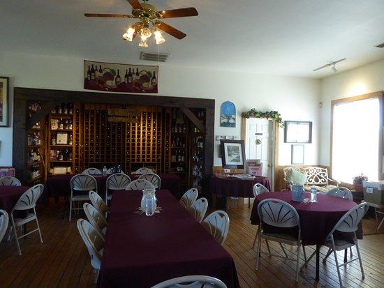 Fredericksburg, VA: Tasting Room