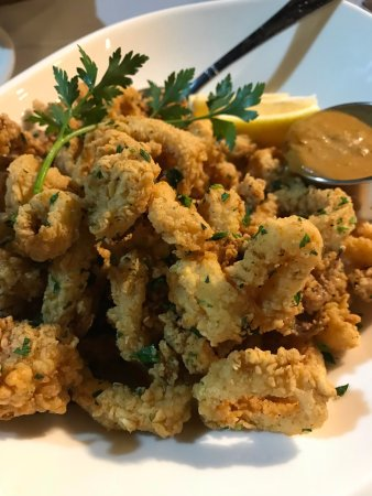 Nora's Cuisine: Calamari Fritti