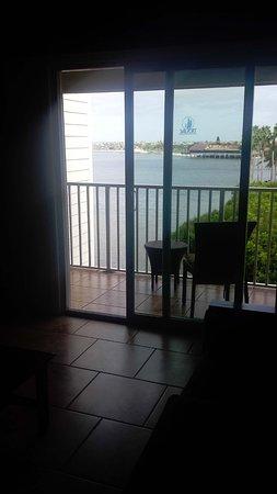 Sailport Waterfront Suites: bay view
