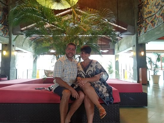 Couples Negril: In the lobby