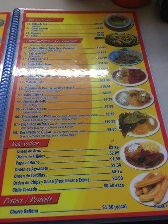 San Fernando, Kaliforniya: Los Camarones Tacos y Mariscos