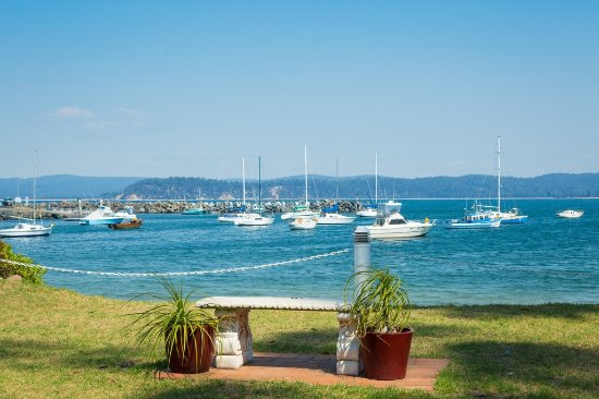 Quarantine Bay Beach Cottages: Beautiful Bay