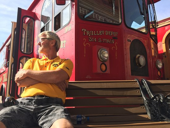 Galena Trolley Tours Times