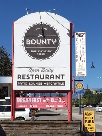 The Bounty Restaurant and Gift Shop Photo