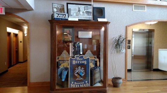 مارف هيرزوغ هوتل: Marv Herzog Hotel Frakenmuth MI - Lobby