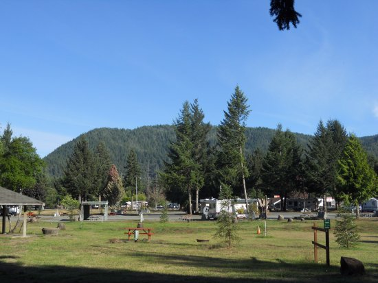 Redwood Meadows RV Resort: Nice View!