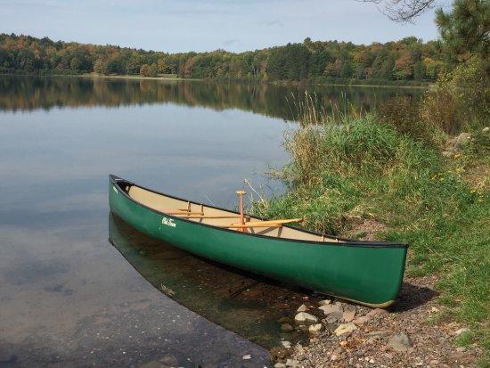 Watersmeet, MI: Wilderness Campsite